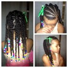 Twist hairstyles for black girls