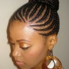 Twist hairstyles for black women