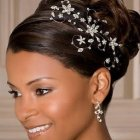 Wedding black hairstyles