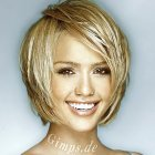 Womens short haircut