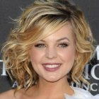 Best short hairstyles for curly hair