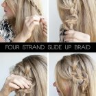 Braid hairstyles for long hair step by step