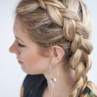 Braided braids hairstyles