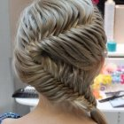 Braided girls hairstyles