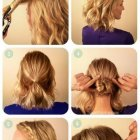 Braided hairstyles for medium length hair