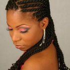 Braiding hairstyles for women