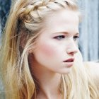 Braids hairstyles for long hair