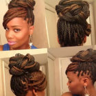 Braids hairstyles photos