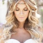 Bridal hairstyles down
