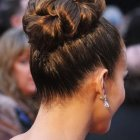 Bridal hairstyles updo