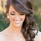 Bridal side hairstyles