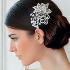 Bridesmaids hair accessories