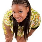 Cornrow braiding styles