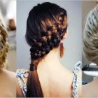 Cute easy braided hairstyles
