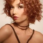 Cute hair styles for short curly hair