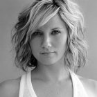 Cute short curly hairstyles 2015