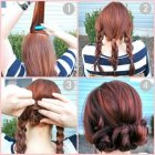 Easy hairstyles tutorials
