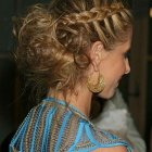 Easy up hairstyles
