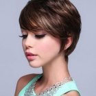 Girls pixie haircut