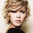 Girls short curly hairstyles