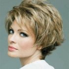 Hair styles for short hair women