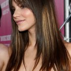 Haircut styles for long straight hair