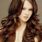 Haircuts with layers for long hair