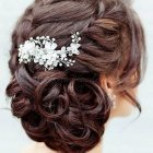Hairstyle for bridal