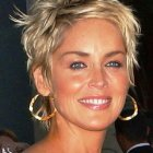 Hairstyles for pixie cut