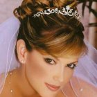 Latest bridal hairstyles