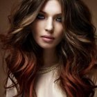 Latest long hair trends