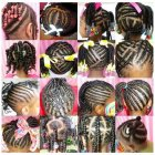 Little girl braids hairstyles