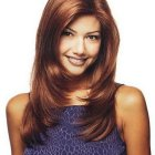 Long layered haircut pictures