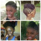 Pictures of little girls braided hairstyles