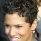 Pictures of short naturally curly hairstyles