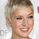 Pixie cut haircuts