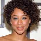 Short curly hairstyles natural hair