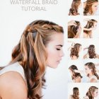 Summer braided hairstyles