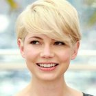 Try on pixie haircut