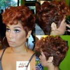 Black short hairstyles for 2015