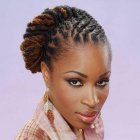 Braids hairstyles black hair