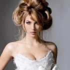 Bridal hairstyle images