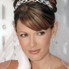 Bride wedding hairstyles