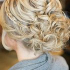 Bridesmaid hairstyles updos
