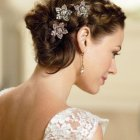 Hairstyle for the bride
