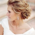 Hairstyle for weddings