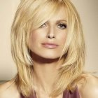 Hairstyles for medium length hair with layers