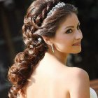 Images of bridal hairstyles