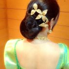 Kerala christian bridal hairstyles