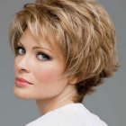 Short hair layered haircuts